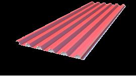 STR/STW45/STR45-d/STW45-d trapézlemezek tetőre és falra